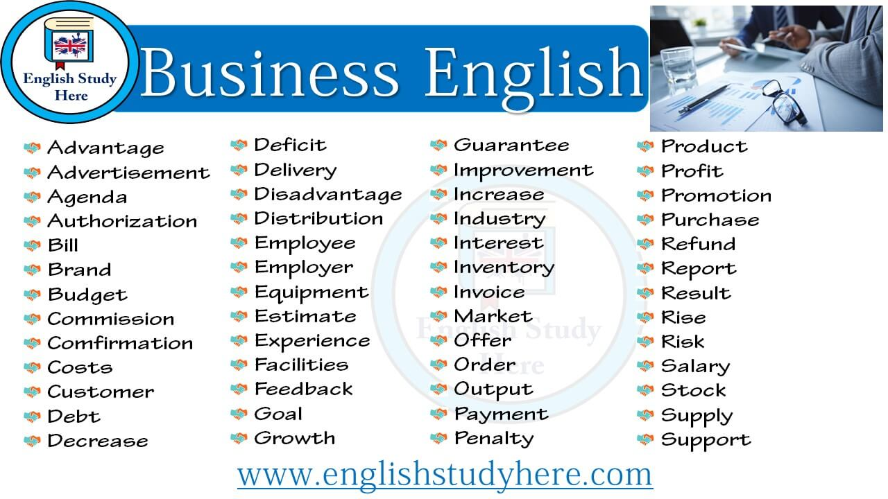 Business English - Free Online Lessons for Business English