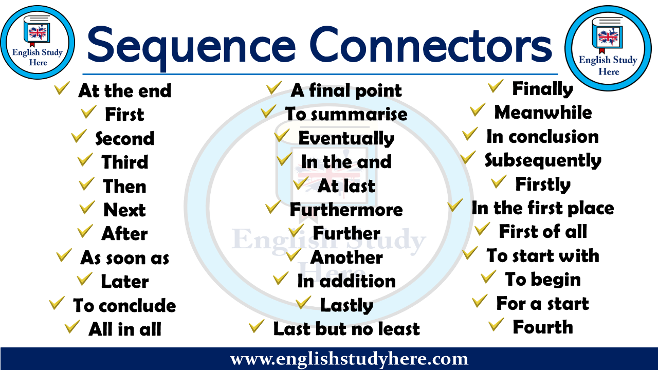 Sequence Connectors