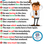 Common Grammar Mistakes in English