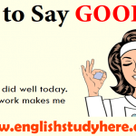 49 Ways to Say GOOD JOB in English