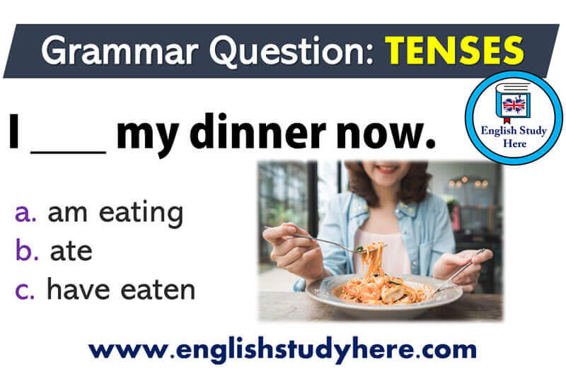english tenses exercises, Questions, Tests